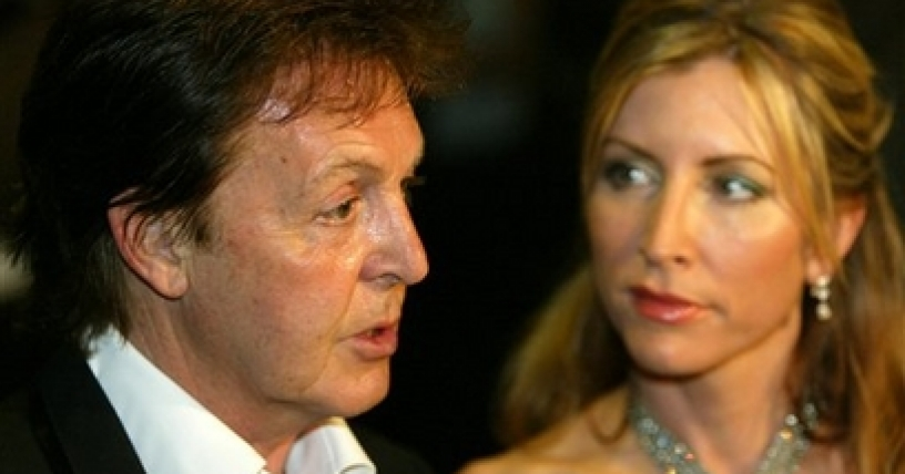 McCartney admite que su matrimonio con Heather Mills fue un gran error