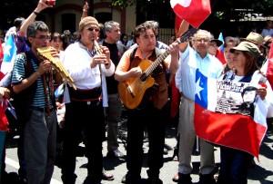 Cantores Funeral Victor Jara Marisol Garcia