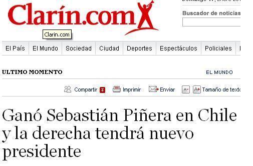 El Clarín Argentina