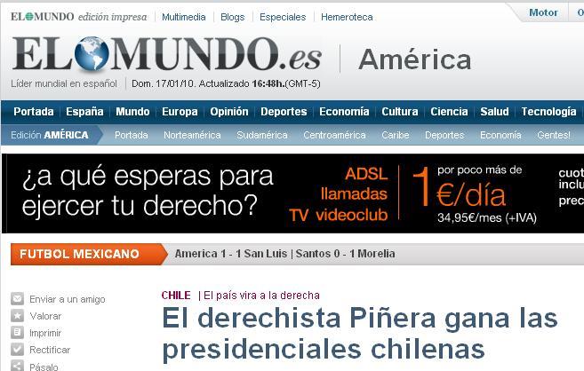 El Mundo España
