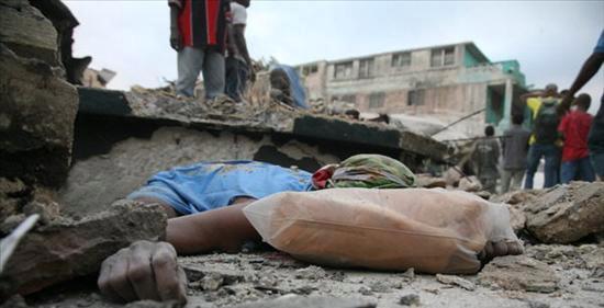 Haití Muertos