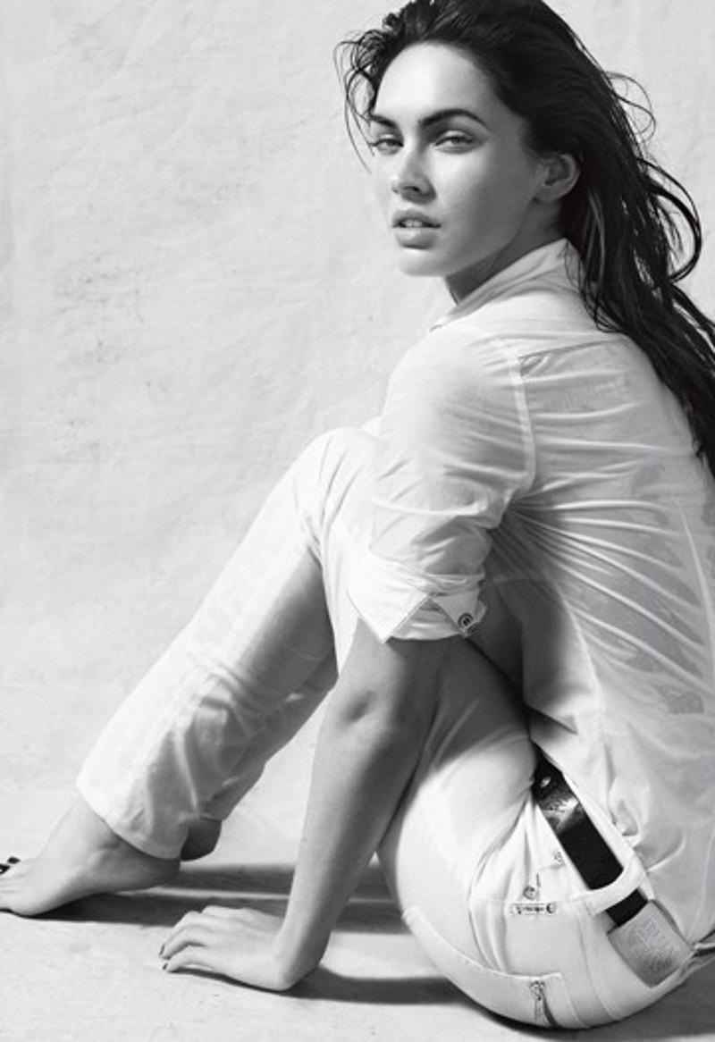 Megan Fox Emporio Armani Lencería