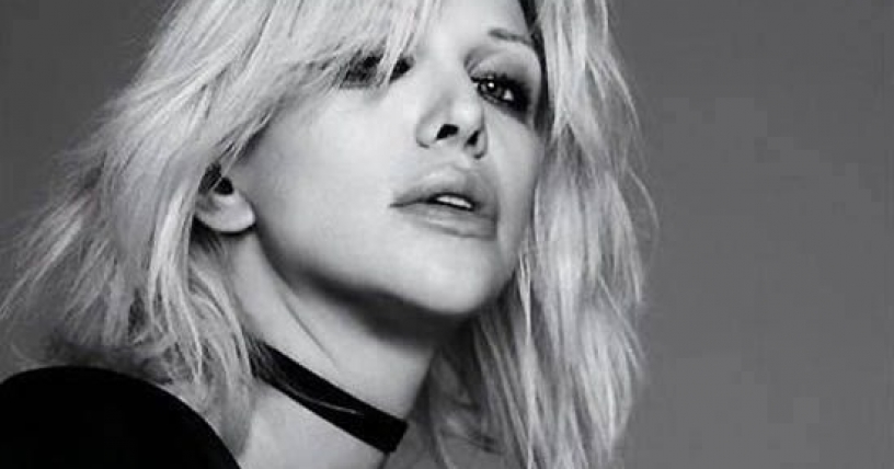 "Courtney Love asegura que no es ""una suicida"""