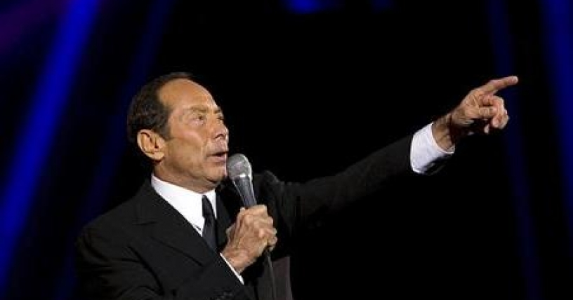 Paul Anka y su dúo virtual con Michael Jackson