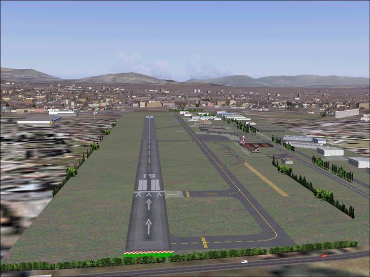 Agrupaciones DD.HH. piden que aeródromo chileno se declare