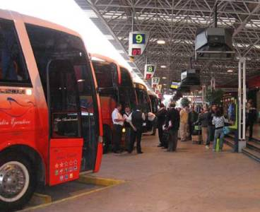 Gremio de buses acusó