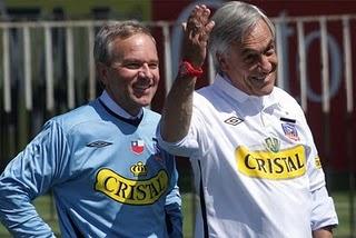 Piñera Colo Colo