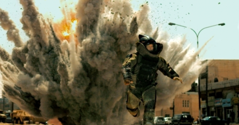 "Soldado de EE.UU. demanda a escritor de ""The Hurt Locker"""