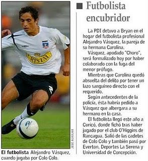 Vasquez  Colo Colo