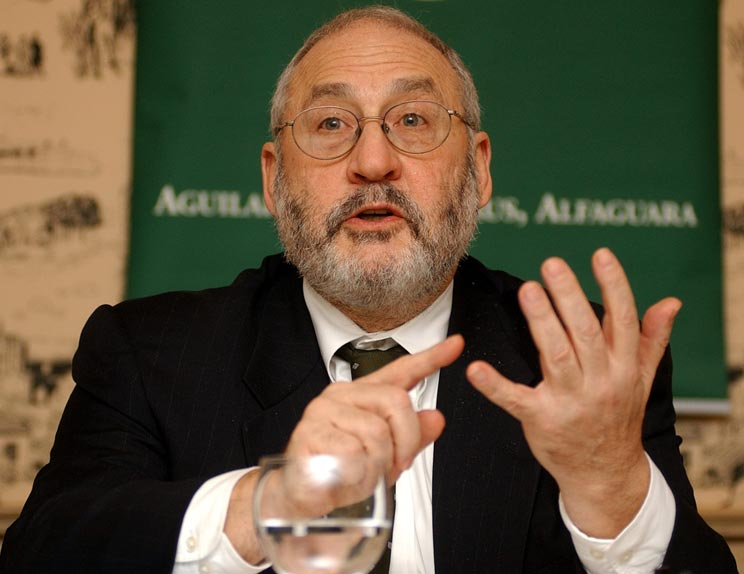 Para Stiglitz, las negociaciones sobre el cambio climático son una