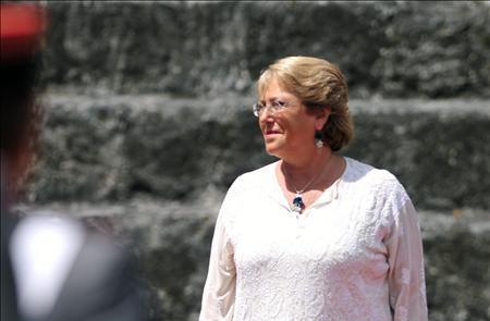 Los movimientos ecologistas se alejan de Bachelet