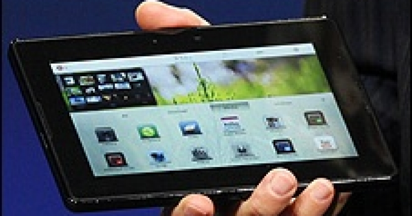 Blackberry da a conocer a PlayBook