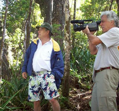 Sebastian-Piñera-en-Short-en-Parque.Tantauco-año-2008