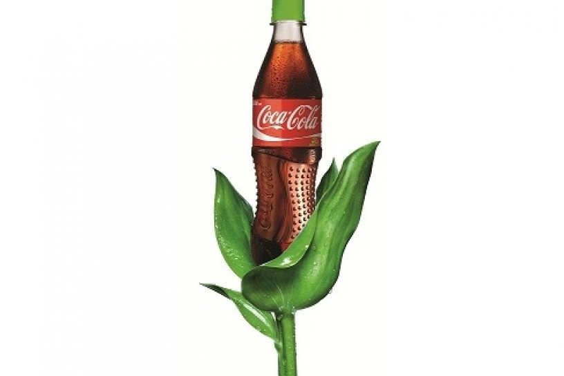 Coca Cola presentó botella 100% reciclable