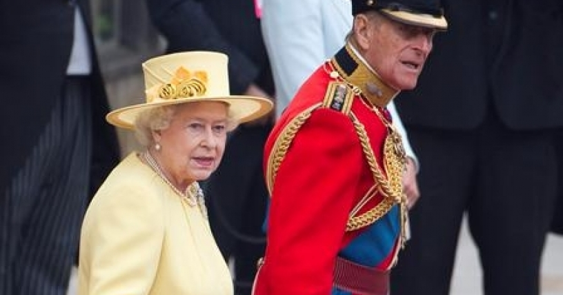 La reina Isabel sobre la boda de su nieto William:
