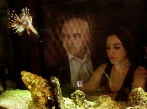 hombre y mujer acuario