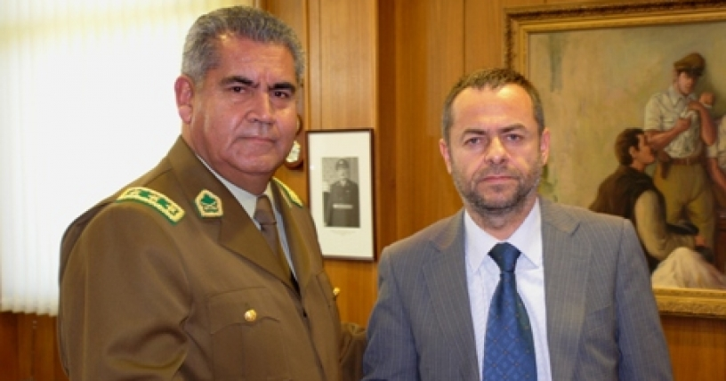 Rector interino de la Universidad Central presentó reclamo formal a Carabineros