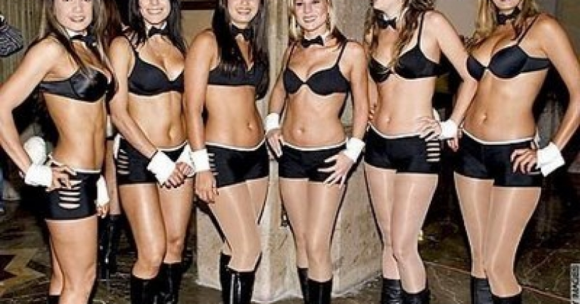 Las conejitas Playboy regresan a Londres