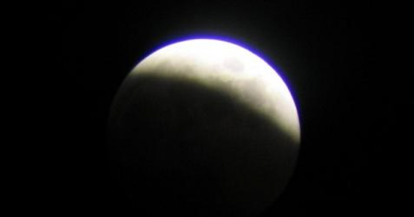 Sigue en vivo el eclipse lunar