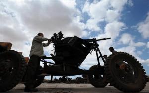 Batalla en Tripoli