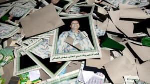 Caída del regimen Libia