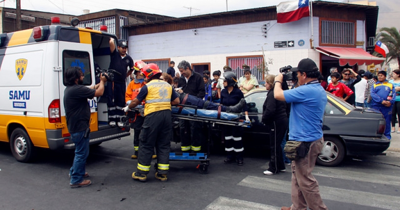Accidentes de tránsito causan 18 muertos en fin de semana largo
