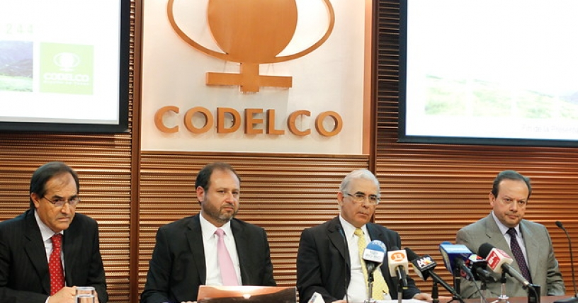 Codelco asegura estar
