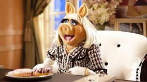Desde 1999 la cerdita más famosa del celuloide, MIss Piggy, no aparecía ante las cámaras.