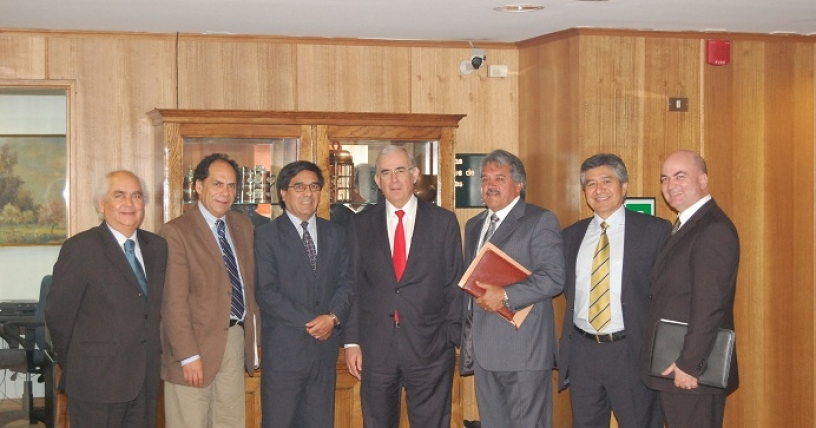 Supervisores de Codelco: