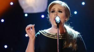 Adele es la cantante que más vendió en el mundo en 2011.