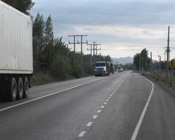 La carretera que amenaza con convertir en