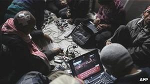 La tecnología fue clave en la ola de protestas en el mundo árabe.
