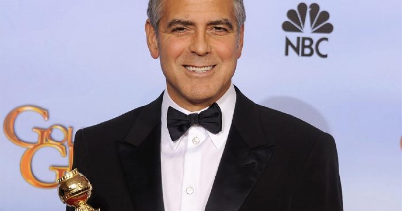 """The Artist"" y ""The Descendants"" se reparten la gloria en los Globos de Oro"