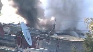 Homs ha sido escenario de constantes bombardeos a cargo de las fuerzas oficiales.