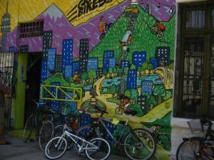 foto taller bici