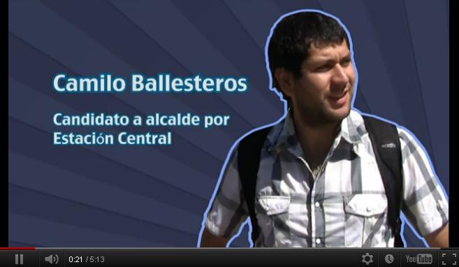 Camilo Ballesteros Elmo TV