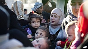 Civiles siria
