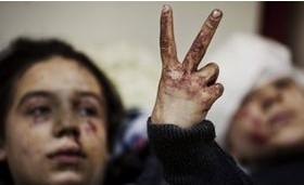 Miles de hombres, mujeres y niños han muerto o resultado heridos a causa de la violencia en Siria.