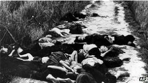 La masacre de My Lai, Vietnam, en 1968 aceleró el rechazo de la opinión pública estadounidense hacia el conflicto.