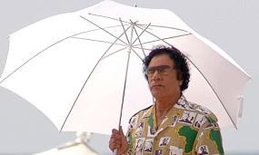 Gadafi sorprendió al mundo al anunciar su renuncia a sus armas nucleares.