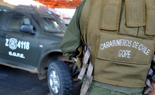 Mochila con objeto sospechoso cerca de hospital movilizó al GOPE