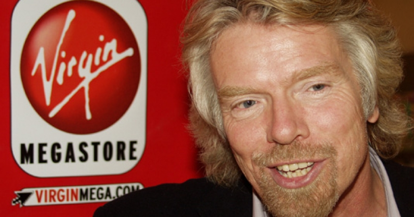 Richard Branson aterriza en Chile para lanzar filial local de Virgin Mobile