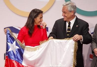 Denisse Van Lamoen será la abanderada de Chile en Londres 2012