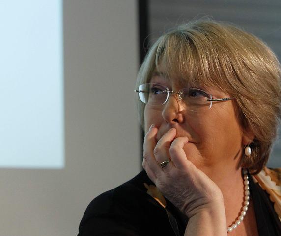 Bachelet: cartas de navegación