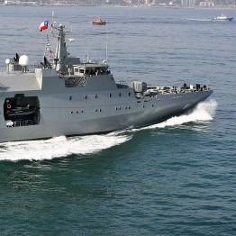 Pesca ilegal en Chile: Armada interceptó embarcación peruana con 4,7 toneladas de tiburones azulejos