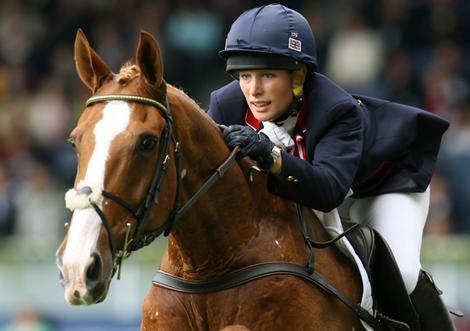 La realeza que se quita la corona para competir en los Olímpicos