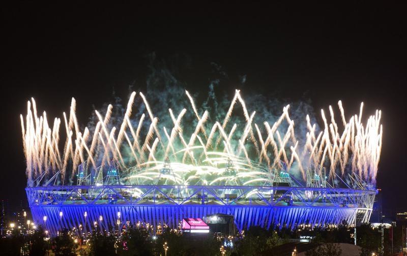 Una espectacular ceremonia de humor y magia inauguró los Juegos Olímpicos de Londres