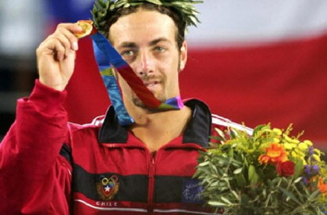 Nicolás Massú será el ícono de Chile en la revista TIME para los Juegos Olímpicos 2012