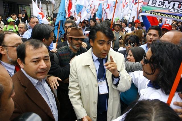 Enríquez-Ominami destaca pacto Cambio por Ti que inscribió más de 1.100 candidatos para municipales