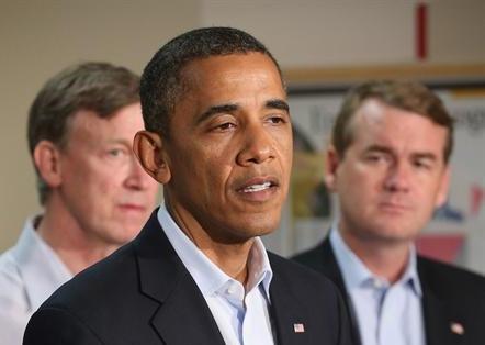 Obama advierte a Siria que no cometa